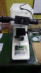 マイクロビッカース硬度計